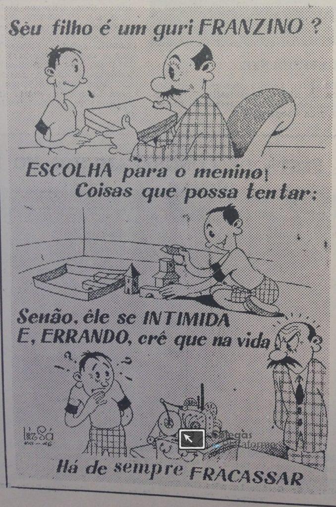 1963 Alerta para pais
