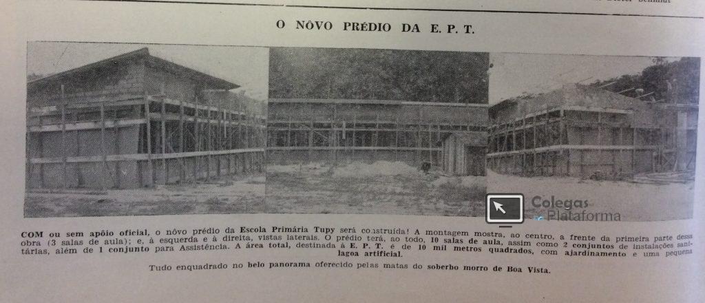 1963 Construção EPT
