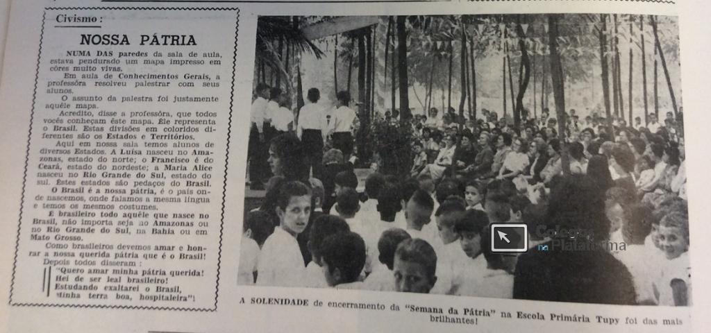 1963 Dia da Pátria continuação