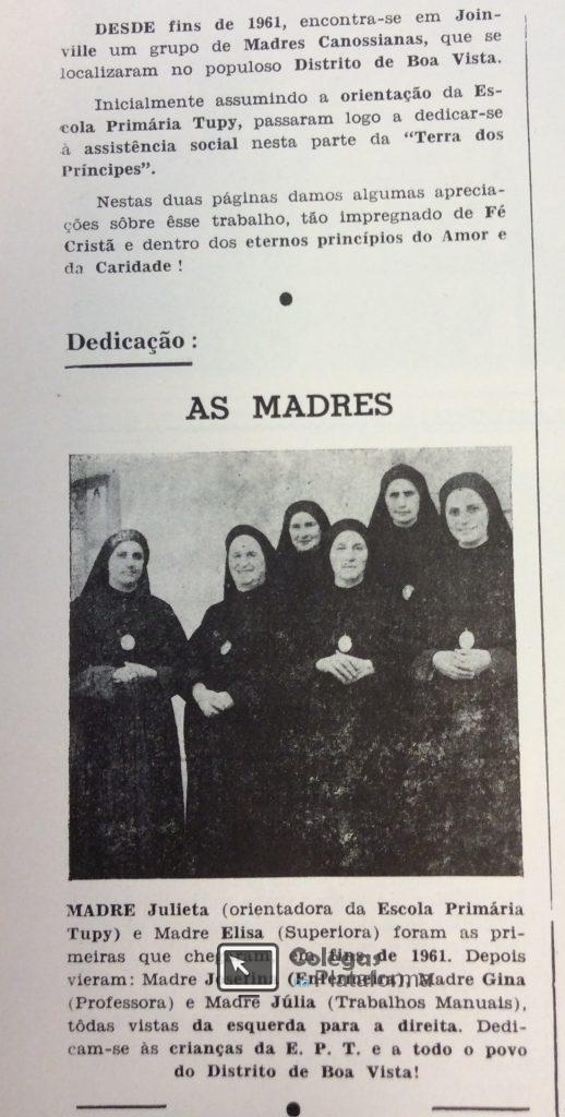 1963 Jul Irmãs canossianas II