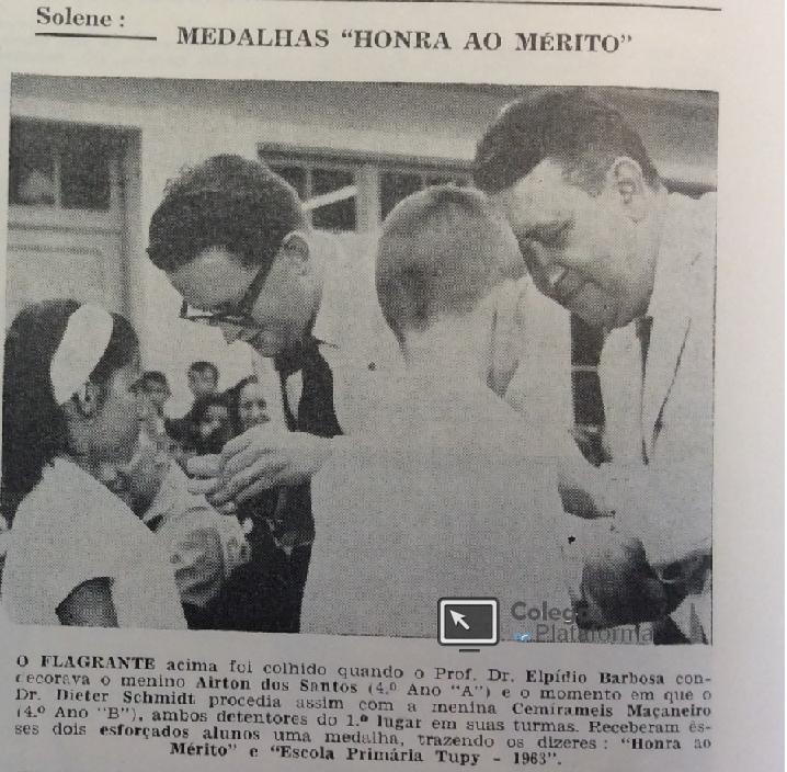 1963 final Medalhas II