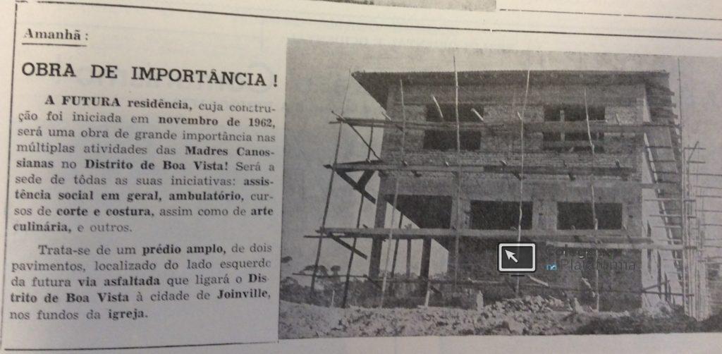 1963 jul Colégio das Madres 1962