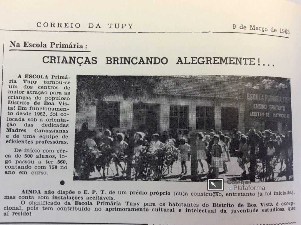 1963 março Crianças