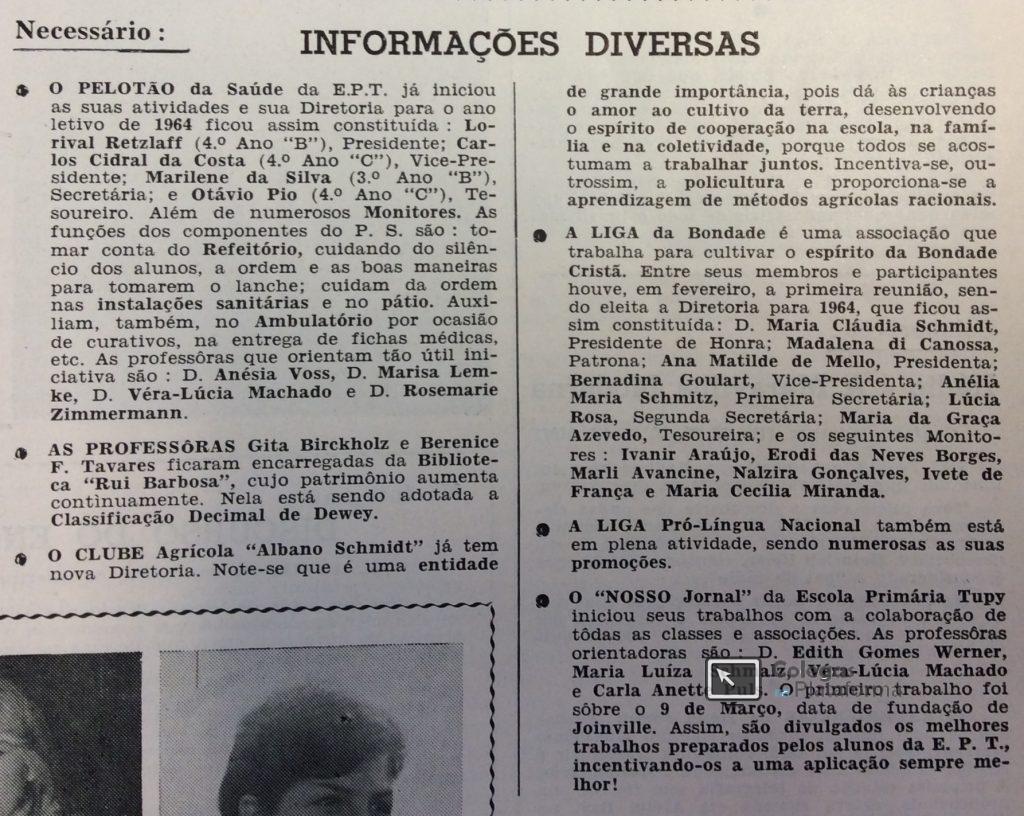 1964 abr Infs diversas