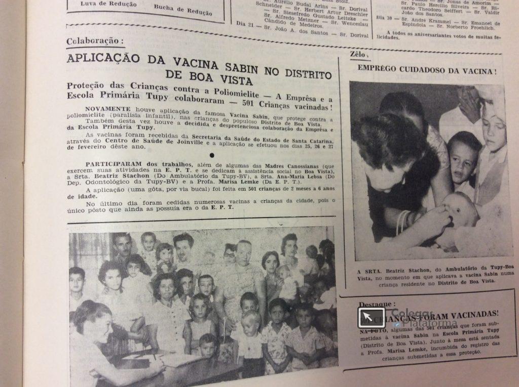 1964 abr Vacinas EPT II