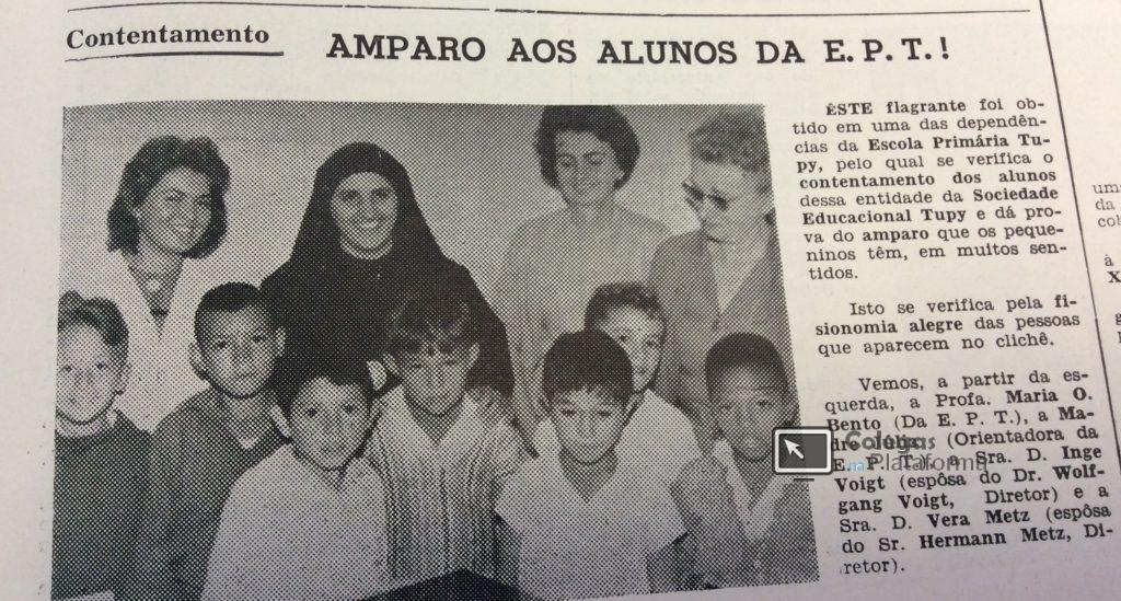 1964 jan Auxílio aos alunos