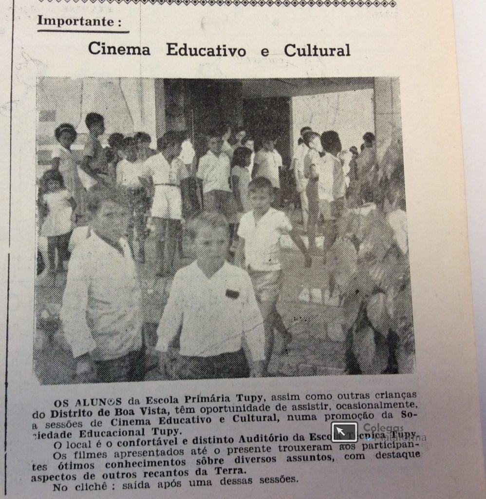 1964 mai Auditório