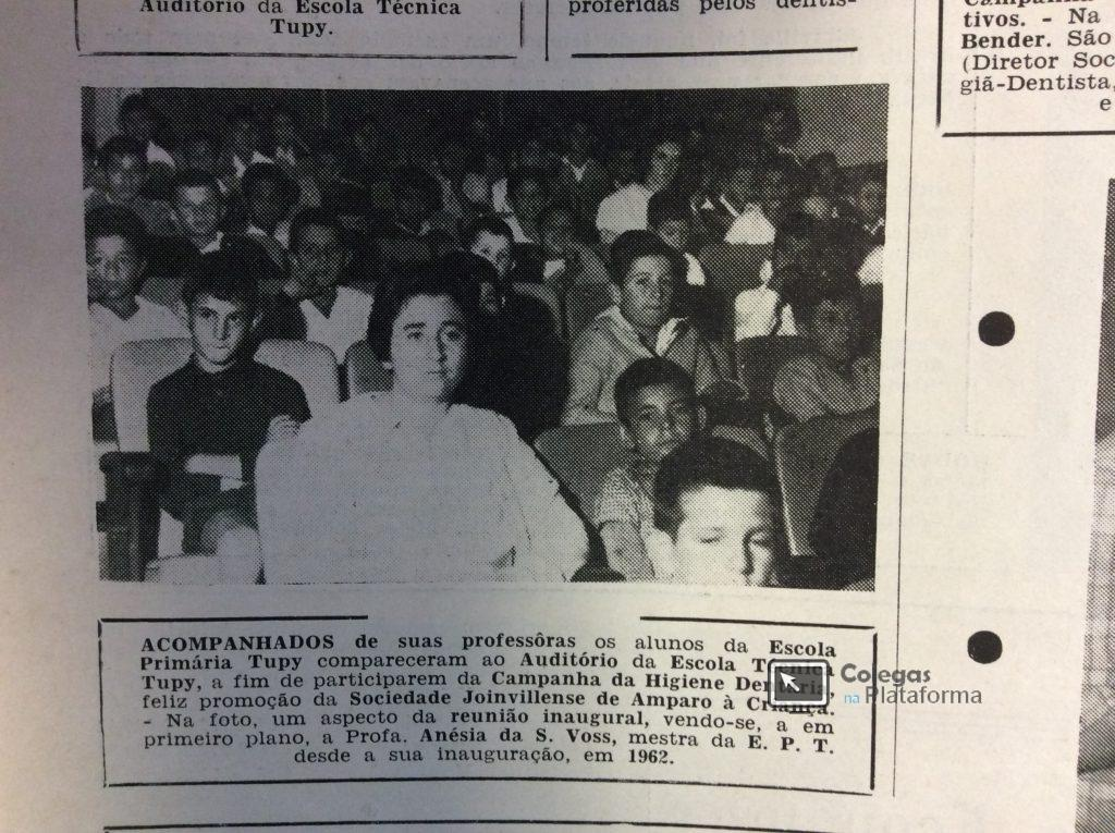 1964 out Campanha Higiene II out64