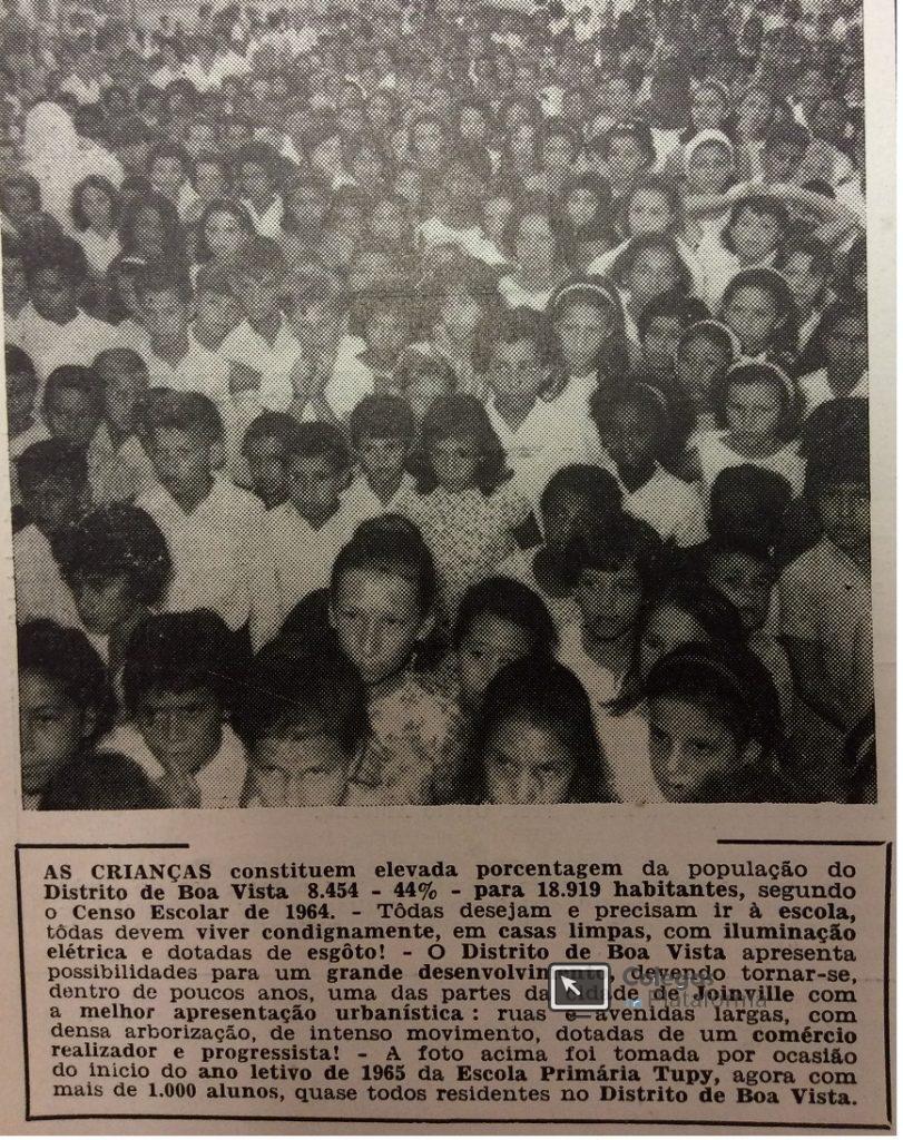 1965 Crianças no inicio ano