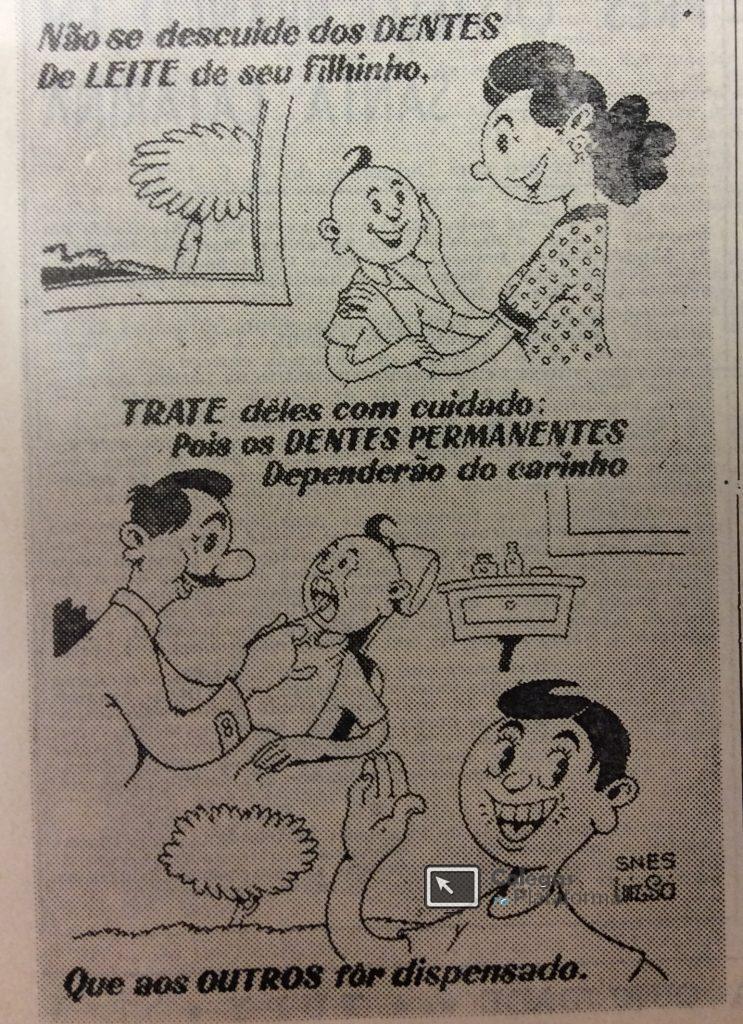 1965 sobre os dentinhos