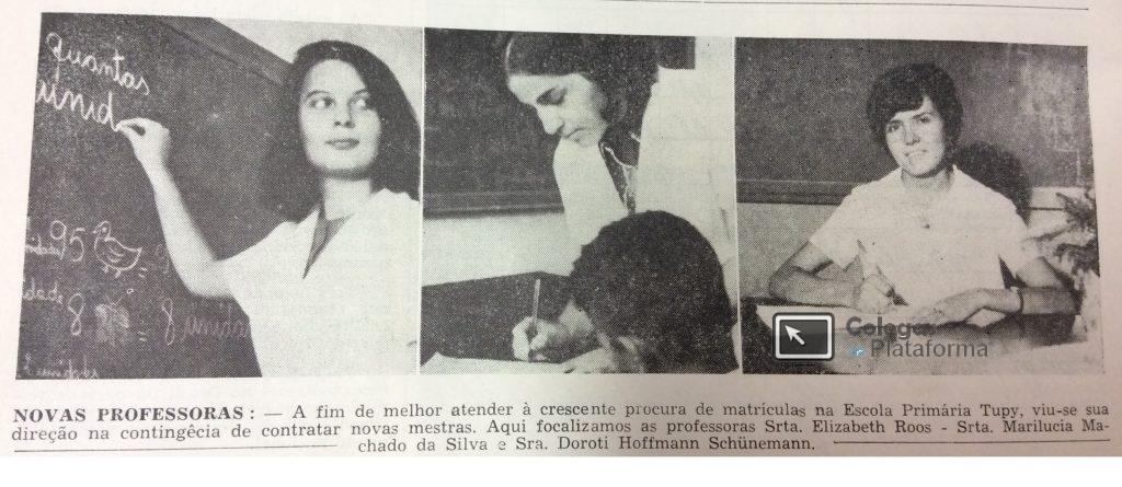 1966 Mais professoras