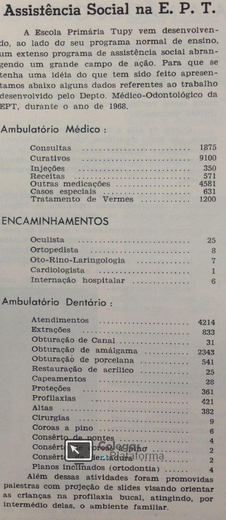 1969 abr - Assistência Social EPT