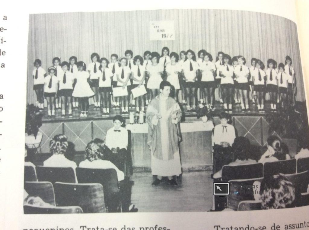 1972 Comemoração dez anos EPT
