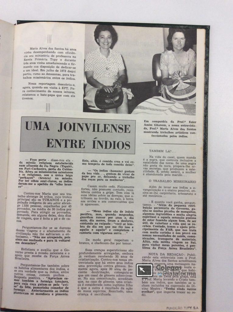 1975 Uma Jllense entre índios (2)