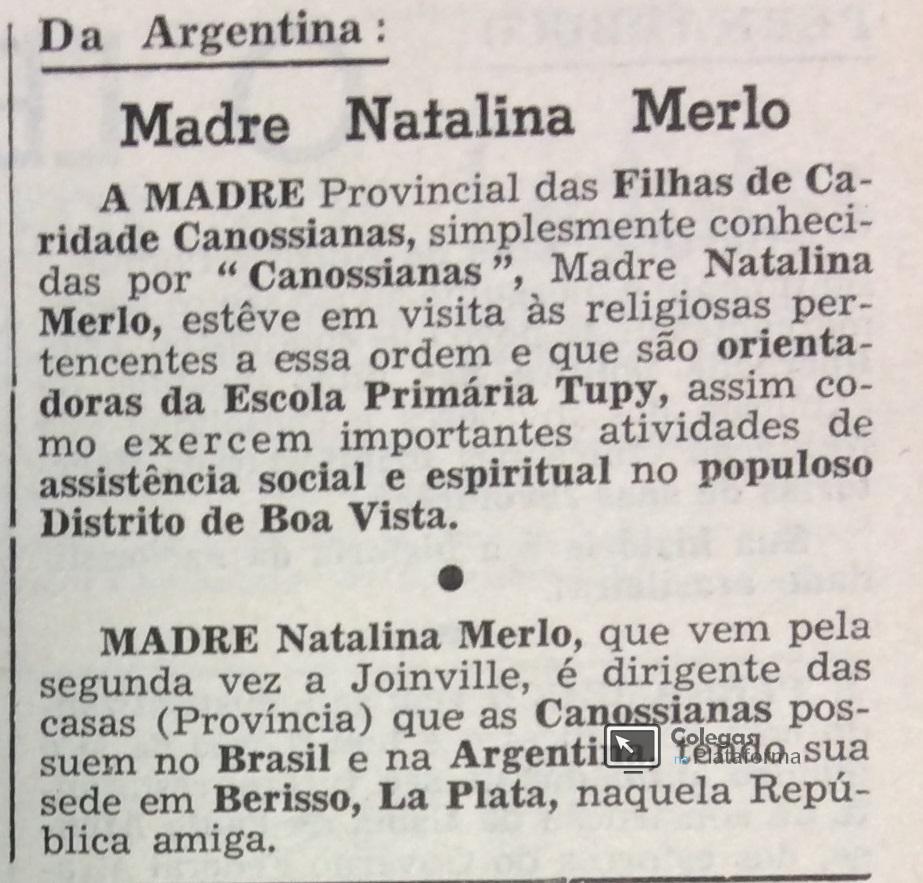 Madre Natalina Merlo