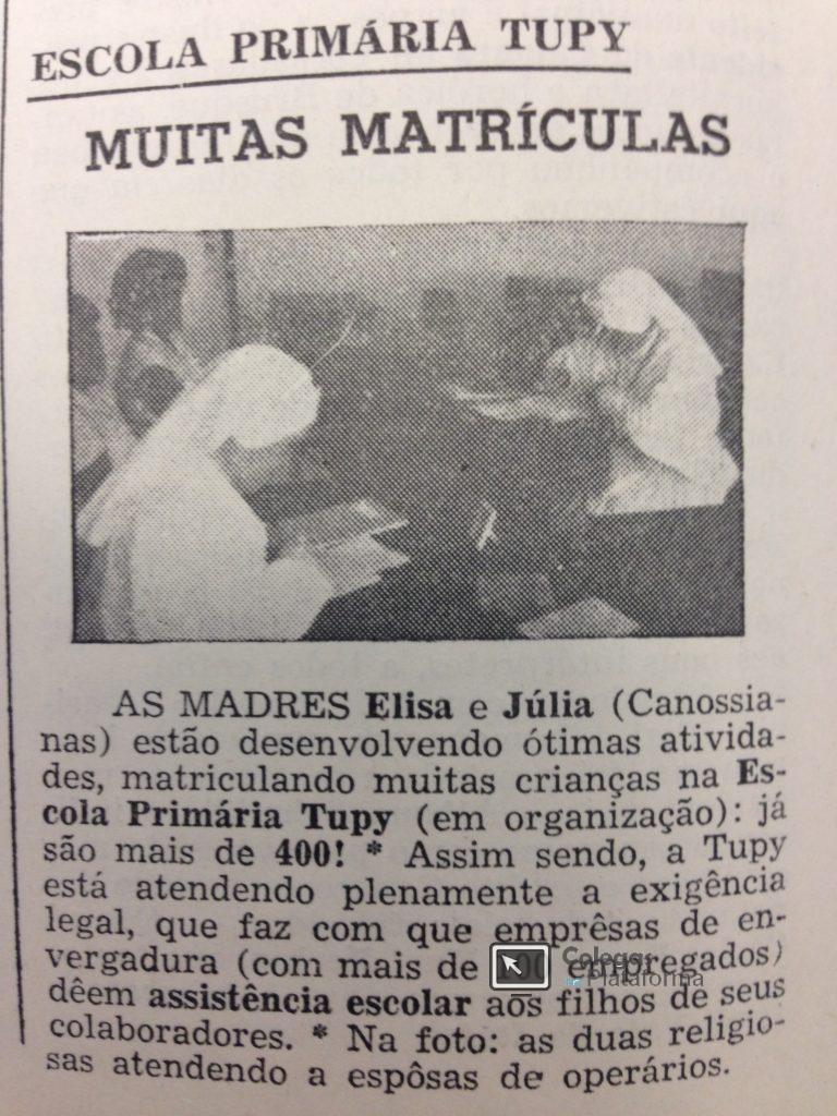 Madres Elisa e Júlia